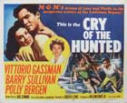 Cry of the Hunted - 22 x 28 Movie Poster - Half Sheet Style A