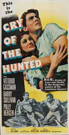 Cry of the Hunted - 20 x 40 Movie Poster - Style A