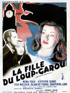 Cry of the Werewolf - 11 x 17 Movie Poster - French Style A
