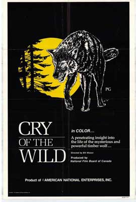 Cry of the Wild - 11 x 17 Movie Poster - Style A