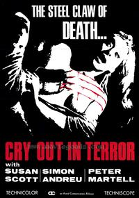 Cry Out in Terror - 43 x 62 Movie Poster - Bus Shelter Style A