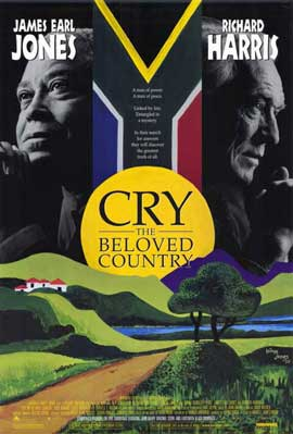 Cry, the Beloved Country - 11 x 17 Movie Poster - Style B