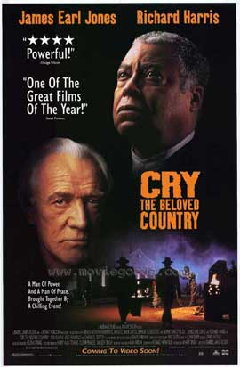 Cry, the Beloved Country - 11 x 17 Movie Poster - Style C