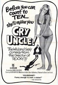 Cry Uncle - 27 x 40 Movie Poster - Style B