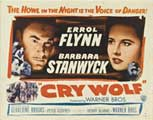 Cry Wolf - 22 x 28 Movie Poster - Half Sheet Style B