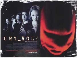 Cry Wolf - 11 x 17 Movie Poster - Style B