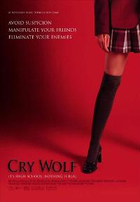 Cry Wolf - 27 x 40 Movie Poster - Style C