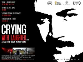 Crying with Laughter - 30 x 40 Movie Poster UK - Style A