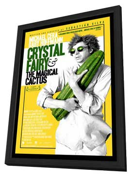 Crystal Fairy - 11 x 17 Movie Poster - Style A - in Deluxe Wood Frame
