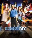 CSI: NY - 11 x 17 TV Poster - Style E