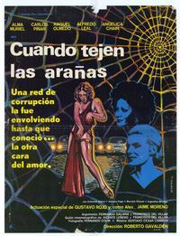 Cuando tejen las aranas - 27 x 40 Movie Poster - Spanish Style A