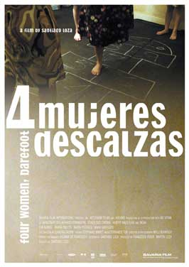 Cuatro mujeres descalzas - 27 x 40 Movie Poster - Style A