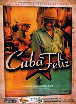 Copie conforme, Cuba feliz - 11 x 17 Movie Poster - French Style A