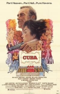 Cuba - 11 x 17 Movie Poster - Style A