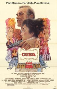 Cuba - 27 x 40 Movie Poster - Style A