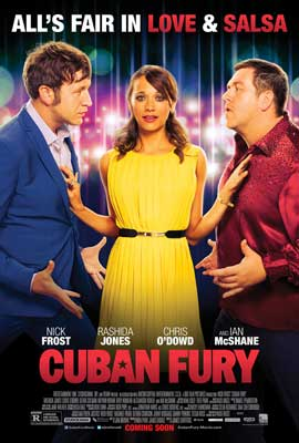 Cuban Fury - 11 x 17 Movie Poster - Style A