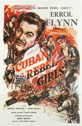 Cuban Rebel Girls - 11 x 17 Movie Poster - Style A
