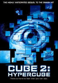 Cube 2: Hypercube - 11 x 17 Movie Poster - Style A