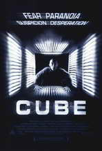 Cube - 27 x 40 Movie Poster - Style A