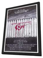 Cujo - 27 x 40 Movie Poster - Style B - in Deluxe Wood Frame