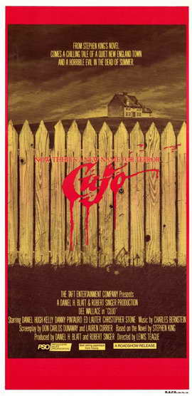 Cujo - 11 x 17 Movie Poster - Style A