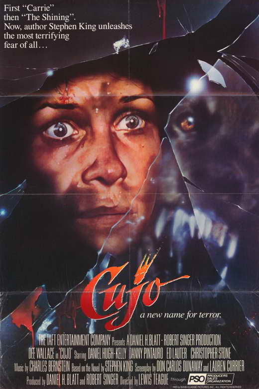 cujo movie posters from movie poster shop