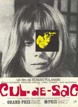 Cul-De-Sac - 11 x 17 Movie Poster - French Style A