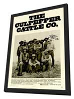 Culpepper Cattle Company - 27 x 40 Movie Poster - Style A - in Deluxe Wood Frame