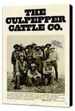 Culpepper Cattle Company - 27 x 40 Movie Poster - Style A - Museum Wrapped Canvas