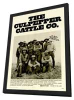 Culpepper Cattle Company - 11 x 17 Movie Poster - Style A - in Deluxe Wood Frame