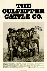 Culpepper Cattle Company - 11 x 17 Movie Poster - Style A