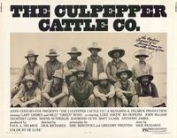 Culpepper Cattle Company - 11 x 14 Movie Poster - Style A