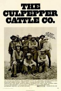 Culpepper Cattle Company - 27 x 40 Movie Poster - Style A