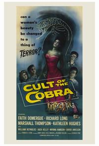 Cult of the Cobra - 27 x 40 Movie Poster - Style A