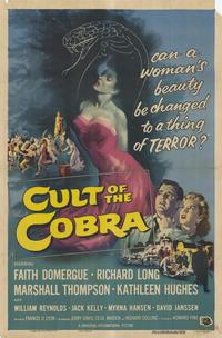 Cult of the Cobra - 27 x 40 Movie Poster - Style B