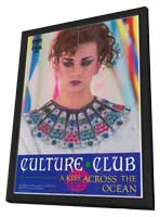 Culture Club - 11 x 17 Movie Poster - Style A - in Deluxe Wood Frame
