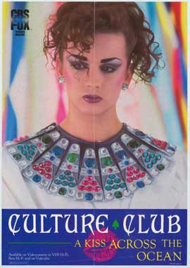 Culture Club - 11 x 17 Movie Poster - Style A