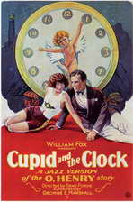 Cupid and the Clock - 11 x 17 Movie Poster - Style A