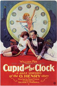 Cupid and the Clock - 43 x 62 Movie Poster - Bus Shelter Style A