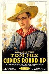 Cupid's Round Up - 11 x 17 Movie Poster - Style A