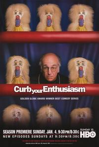 Curb Your Enthusiasm - 11 x 17 TV Poster - Style C