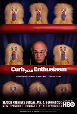 Curb Your Enthusiasm - 27 x 40 TV Poster - Style C
