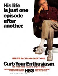 Curb Your Enthusiasm - 43 x 62 TV Poster - Style B