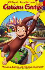 Curious George - 11 x 17 Movie Poster - Style C