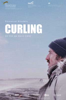 Curling - 43 x 62 Movie Poster - Bus Shelter Style A
