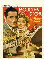 Curly Top - 43 x 62 Movie Poster - French Style A