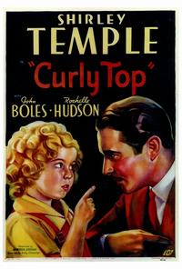 Curly Top - 27 x 40 Movie Poster - Style A