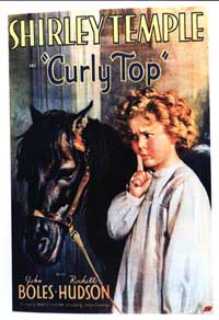Curly Top - 11 x 17 Movie Poster - Style B