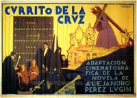 Currito de la Cruz - 27 x 40 Movie Poster - Spanish Style A