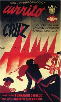 Currito de la Cruz - 27 x 40 Movie Poster - Spanish Style B
